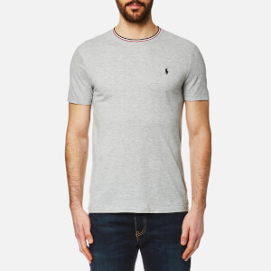 Polo Ralph Lauren Men's Tipped Crew Neck T-Shirt - Grey