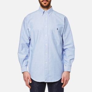 Polo Ralph Lauren Men's Oversized Pocket Shirt - Blue