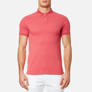 Polo Ralph Lauren Men's Slim Fit Polo Shirt - Winslow Red