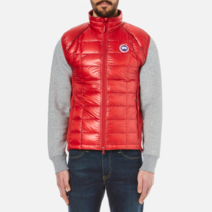 Canada Goose Men's Hybridge Lite Vest - Red