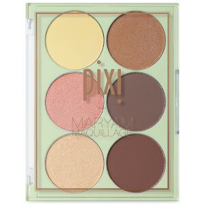 PIXI Strobe and Sculpt Palette - Highlight and Contour