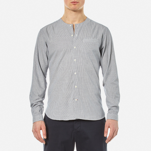 Oliver Spencer Men's Tarifa Shirt - Broadstone Navy