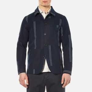 Oliver Spencer Men's Portobello Jacket - Parham Navy