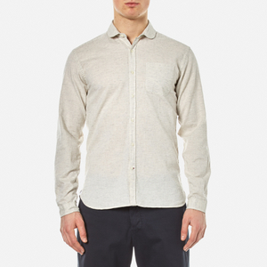 Oliver Spencer Men's Eton Collar Shirt - Colworth Cream