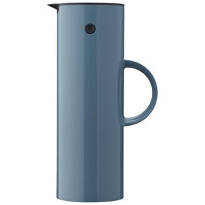 Stelton 1L Em77 Vacuum Jug – Light Grey