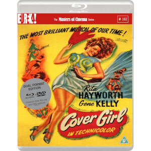 Cover Girl (Masters Of Cinema) - Dual Format (Includes DVD)