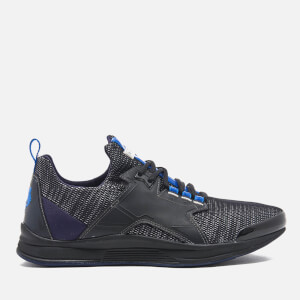 KENZO Men's Ozzy Gummy Mesh Running Trainers - Black