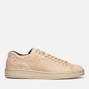 KENZO Men's Tennix Suede Cupsole Trainers - Sand