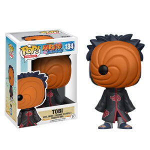 Naruto Tobi Pop! Vinyl Figur