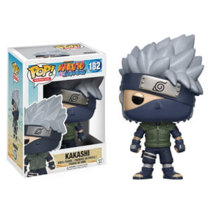Naruto Kakashi Figura Pop! Vinyl