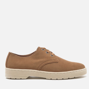 Dr. Martens Men's Cruise Coronado Suede Derby Shoes - Tan