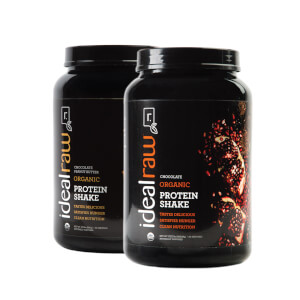 IdealRaw Organic Protein 60 Servings