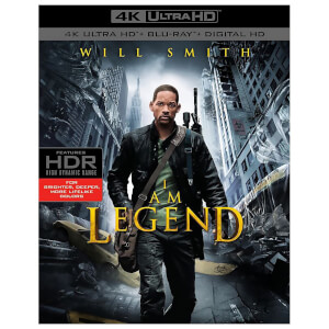 I Am Legend - 4K Ultra HD