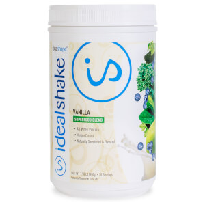IdealShake Superfood Blend Vanilla Stevia Sweetened