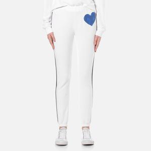 Wildfox Women's Classic Heart Bottoms - Clean White