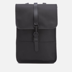 RAINS Men's Mini Backpack - Black