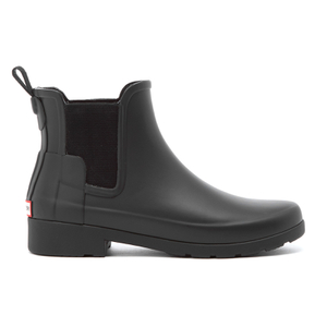 Hunter Women's Original Refined Chelsea Boots - Black