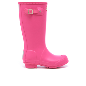 Hunter Kids' Original Wellies - Fuschia