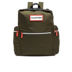 Hunter Original Mini Nylon Backpack - Dark Olive