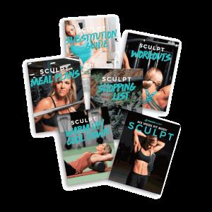 Trainer Lindsey - 6 Week Sculpt Body Challenge eBook