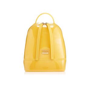 Furla Women's Candy Mini Backpack - Senape B