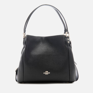Coach Women's Edie 31 Shoulder Bag - Black