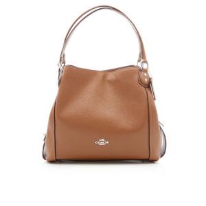 Coach Women's Edie 31 Shoulder Bag - Saddle