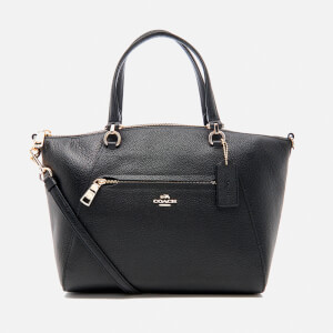 Coach Women's Prairie Satchel Bag - Black