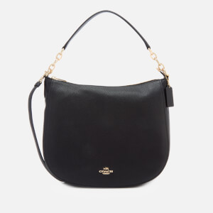 Coach Women's Chelsea 32 Hobo Bag - Black