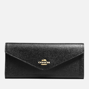 Coach Women's Soft Wallet - Black