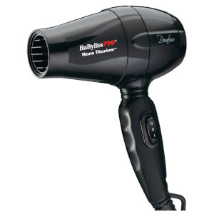 BaByliss PRO Bambino Travel Hair Dryer 1200W