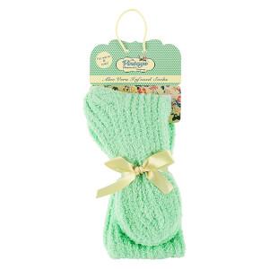The Vintage Cosmetics Company Aloe Vera Infused Cosy Socks - Mint