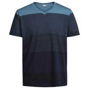 T-Shirt Homme Stark Jack & Jones -Bleu Marine