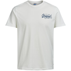 Comprar Camiseta Jack & Jones Originals Howdy - Hombre - Blanco