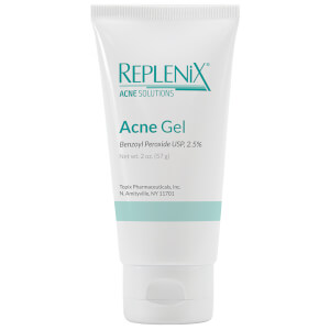 Replenix Acne Solutions Benzoyl Peroxide 2.5% Acne Gel