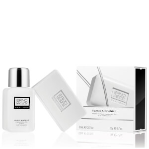 Erno Laszlo White Marble Double Cleanse Travel Set (Worth $47)