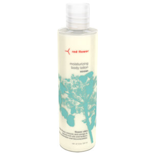 Red Flower Ocean Moisturizing Body Lotion