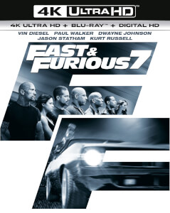 Fast & Furious 7 - 4K Ultra HD