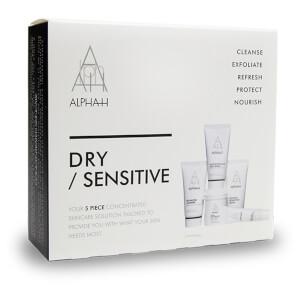 Alpha-H Dry/Sensitive 5 piece Skincare Kit