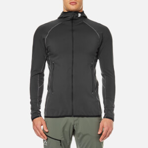 Haglöfs Men's Limber Hooded Fleece - Magnetite