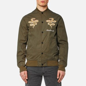 Maharishi Men's Madder Tour Jacket - Maha Olive