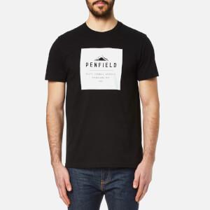 Penfield Men's Kemp Crew Neck T-Shirt - Black