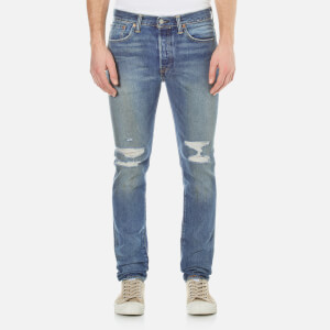 Levi's Men's 501 Skinny Jeans - Bad Boy
