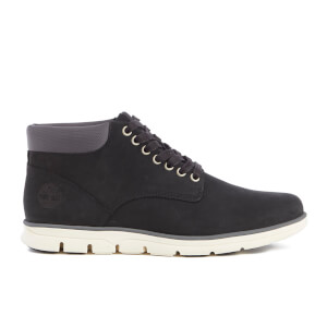 Timberland Men's Bradstreet Leather Chukka Boots - Black