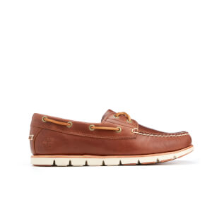 Timberland Men's Tidelands 2-Eye Boat Shoes - Sahara Brando