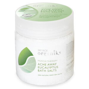 Spa Magik Organiks Muscle Therapy Ache Away Eucalyptus Bath Salts