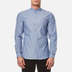 Maison Labiche Men's Nouvelle Vague Long Sleeve Shirt - Summer Blue