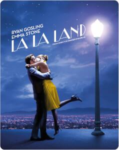 La La Land - Steelbook d'édition limitée