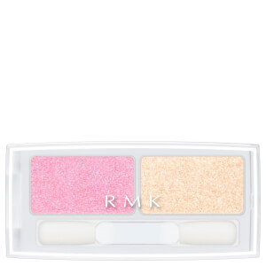 RMK Face Pop Eyes - Silver Gold Beige