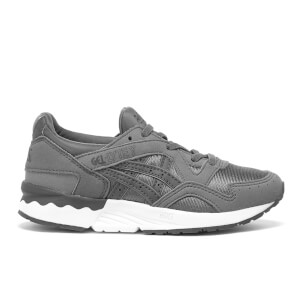 Asics Kids' Gel-Lyte V Mesh Trainers - Carbon/Dark Grey